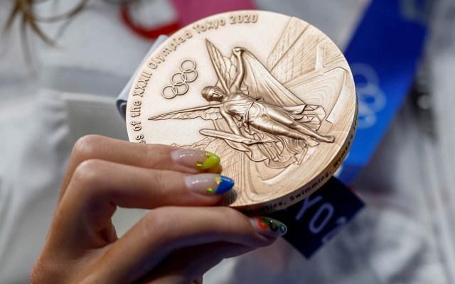 AMLO no culpa a atletas mexicanos por cosecha de medallas en Tokio 2020 - Olimpiadas Juegos Olímpicos Tokio medalla Bronce México