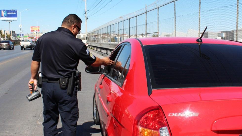 Investigan en Chihuahua a 30 policías por presuntos vínculos con el crimen organizado - Policía de Chihuahua. Foto de @ceschihuahua