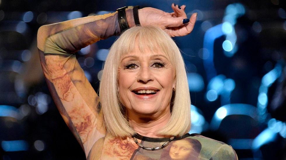 Murió la cantante italiana Raffaella Carrà - Raffaella Carrà. Foto de EFE