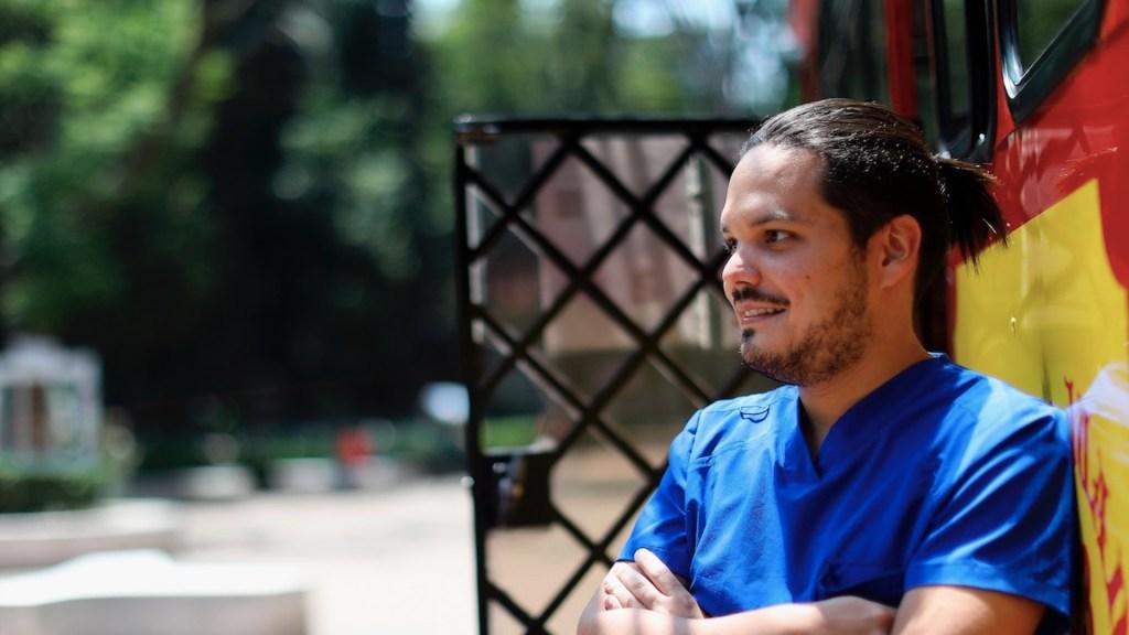 Refugiados se suman a la fuerza laboral en México - Refugiados se suman a la fuerza laboral en México. Foto de EFE