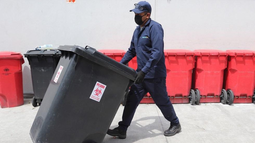 México presenta avances de proyecto para el manejo de residuos contaminantes - Residuos méxico basura reciclaje