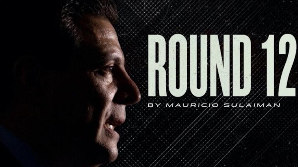 Round 12: Los campeones y su gran corazón - Foto de Twitter