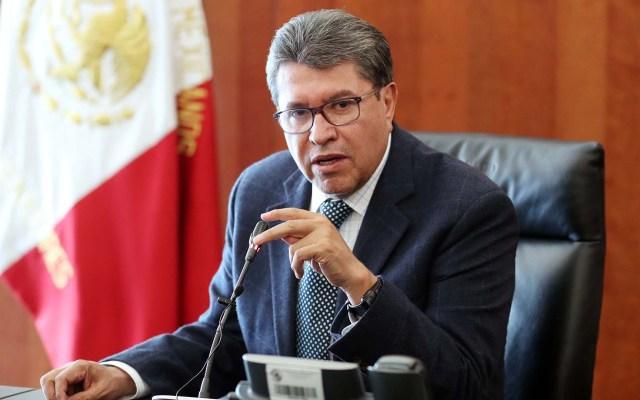 Monreal se deslinda de propuesta para que UIF indague a universidades públicas - Senador Ricardo Monreal