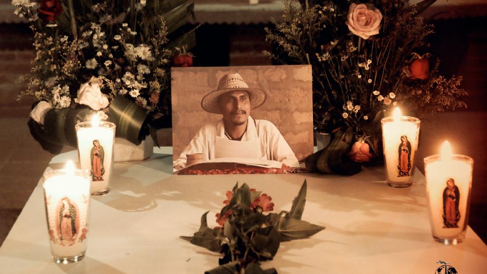 Detienen a presunto asesino de líder indígena en Chiapas - Simón Pedro Pérez líder Chiapas