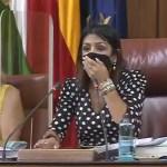 #Video Rata interrumpe sesión en Parlamento de Andalucía, España