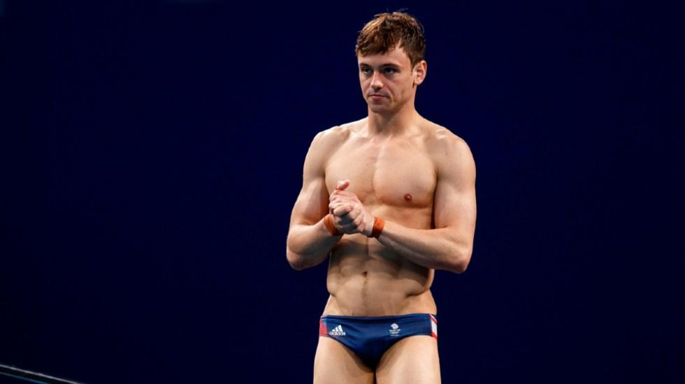 Clavadista Tom Daley reivindica causa LGTBI, al igual que otros deportistas - Tom Daley clavados