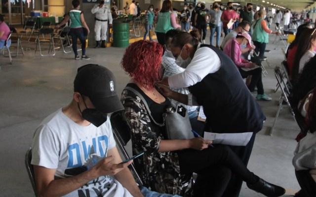En Ciudad de México se aplicaron 7 millones de vacunas contra COVID-19 - En la Ciudad de México se han aplicado 7 millones de vacunas contra el COVID-19. Foto de Secretaría de Salud CDMX