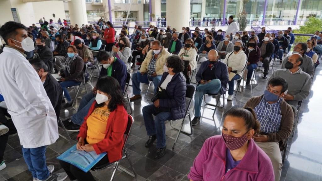 Estas serán las sedes para la aplicación de vacunas contra COVID-19 en la Ciudad de México la próxima semana - Inicio de la vacunación contra COVID-19 para adultos de 30 a 39 años en cinco alcaldías. Foto de Twitter Claudia Sheinbaum