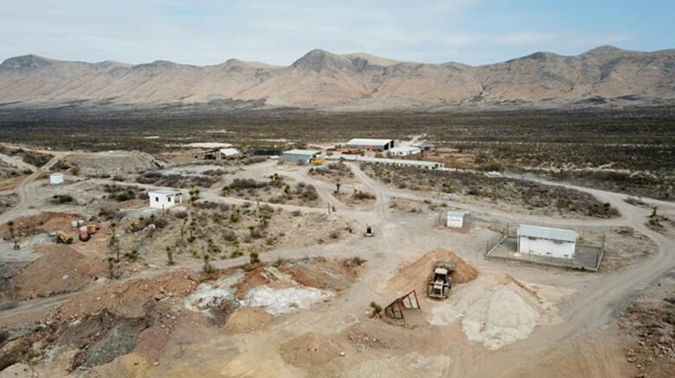Derrumbe en mina de Coahuila deja dos muertos - Zona de minas en Coahuila. Foto de el Diario de Coahuila