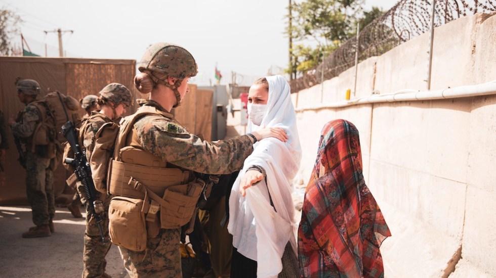 México e Irlanda pedirán a la ONU protección a mujeres afganas - México e Irlanda pedirán a la ONU protección a mujeres afganas. Foto de EFE