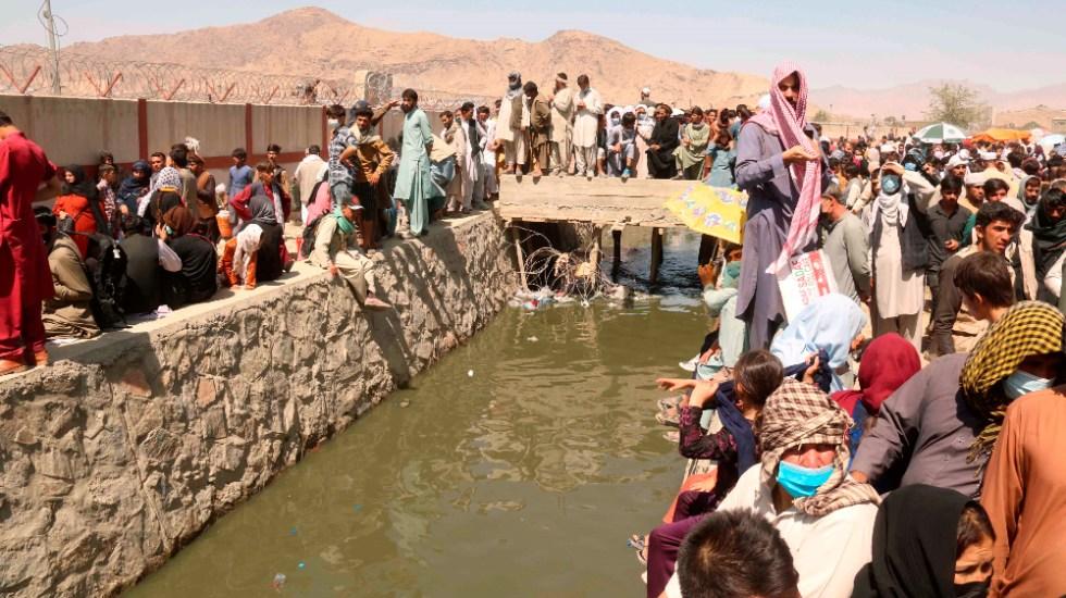 Casi 100 países prometen garantizar salida de afganos cuando EE.UU. se vaya - Afganistán talibanes países