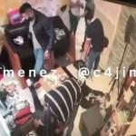 #Video Agentes de la FGR roban cargamento de cocaína en CDMX