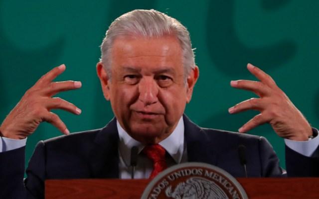 Ya se acabó la 'robadera': AMLO a quienes 'se ríen' de la consulta popular - AMLO López Obrador consulta