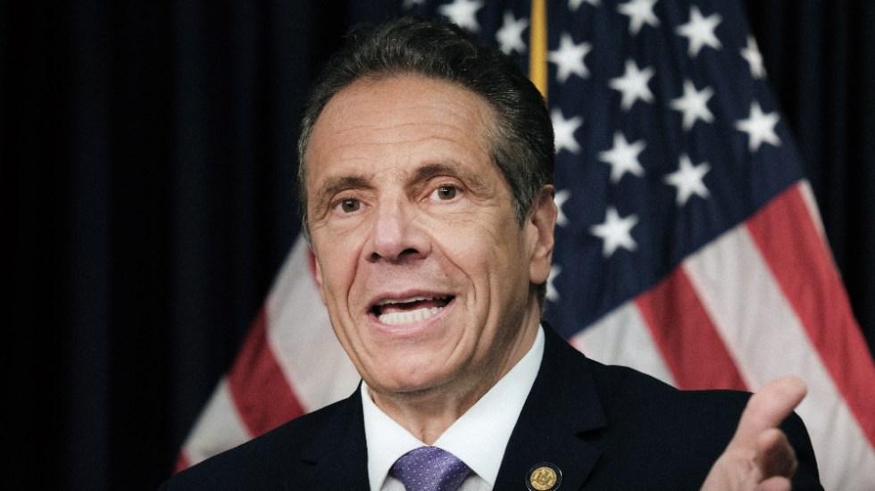 Andrew Cuomo, gobernador de Nueva York, presenta su renuncia al cargo - Andrew Cuomo Nueva York