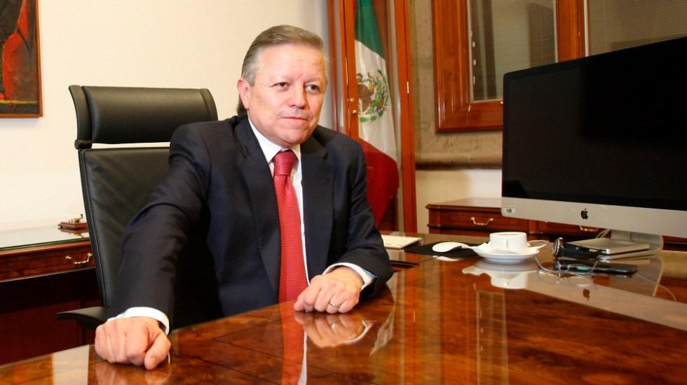 Arturo Zaldívar recibe a científicos y exfuncionarios de Conacyt denunciados por FGR - Conacyt Arturo Zaldívar SCJN Corte