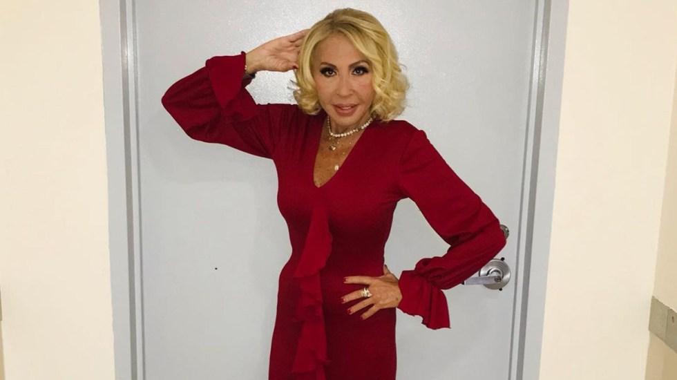 Niegan amparo a Laura Bozzo; FGR podrá detenerla - laura bozzo