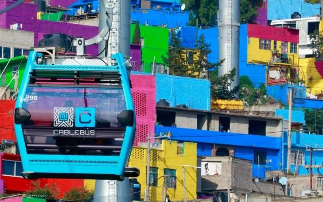 Línea 1 del Cablebús cerrará por mantenimiento - Cablebús Ciudad de México