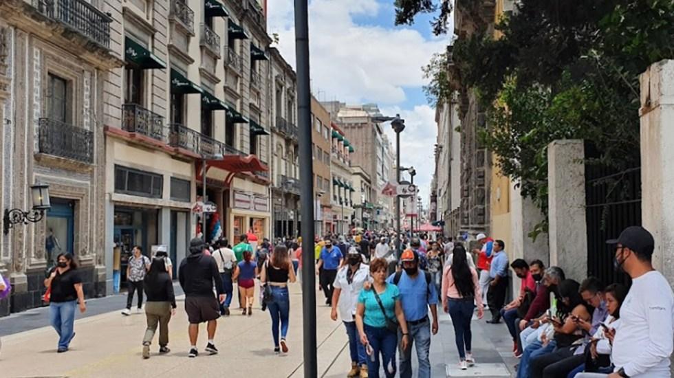 Declaran la calle de Madero zona libre de humo de tabaco; multas serán a consideración de juez - México crecimiento