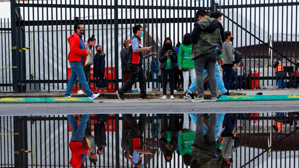Ciudad de México una semana más en Semáforo Naranja por COVID-19 - CDMX Ciudad de México vacunación