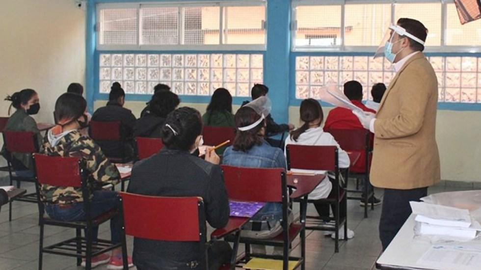 Edomex continuará en Semáforo Naranja rumbo al regreso a clases presenciales - Foto de Edomex Informa