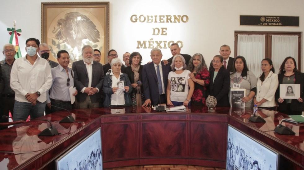 López Obrador anuncia Comisión de la Verdad por la Guerra Sucia - López Obrador anuncia Comisión de la Verdad por la Guerra Sucia. Foto de Twitter López Obrador