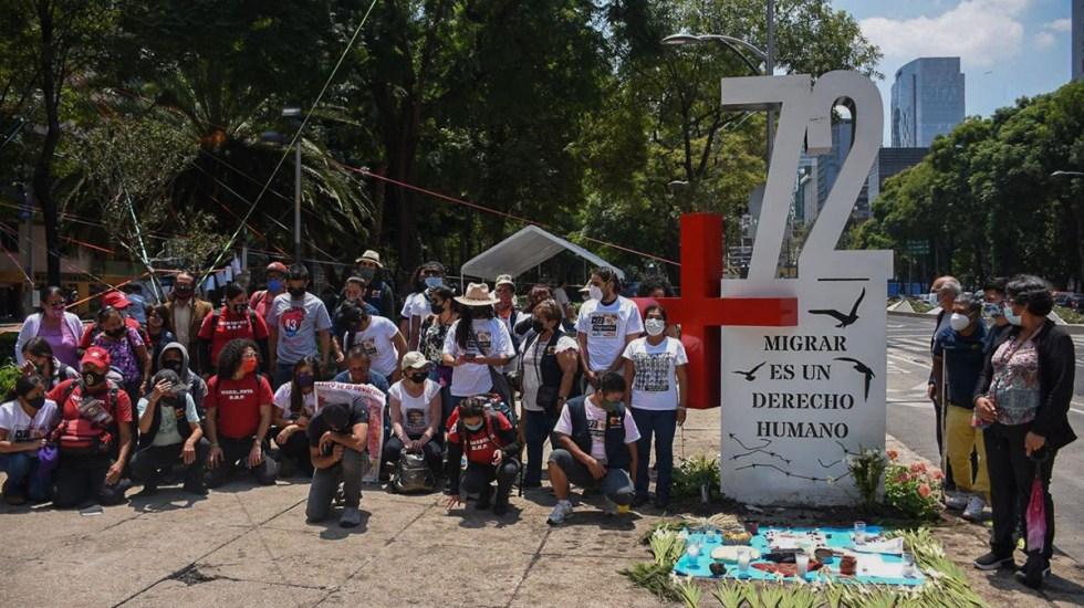 Denuncian impunidad a 11 años de la masacre de San Fernando - Conmemoración por 11 aniversario de la masacre de San Fernando