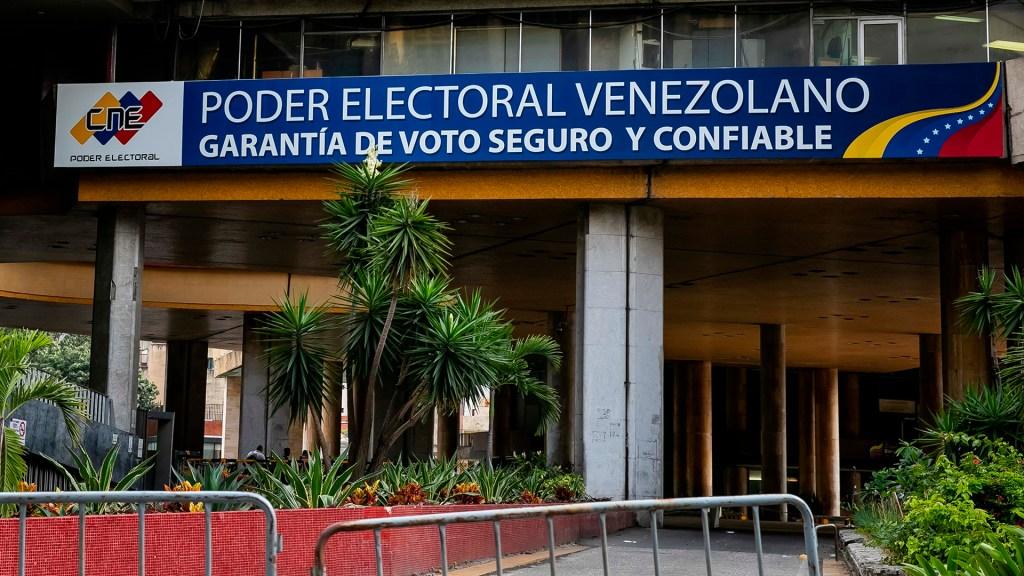 El chavismo, de alardear de primarias democráticas a imponer candidatos - CNE Venezuela