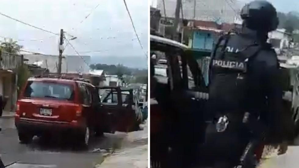 Asesinan a coordinador del PT en Córdoba, Veracruz - Capturas de pantalla