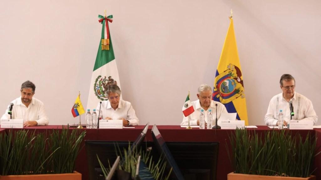 Presidente de Ecuador pide a México que lo incluya en la Alianza del Pacífico - Presidente de Ecuador pide a México que lo incluya en la Alianza del Pacífico. Foto de Twitter Guillermo Lasso