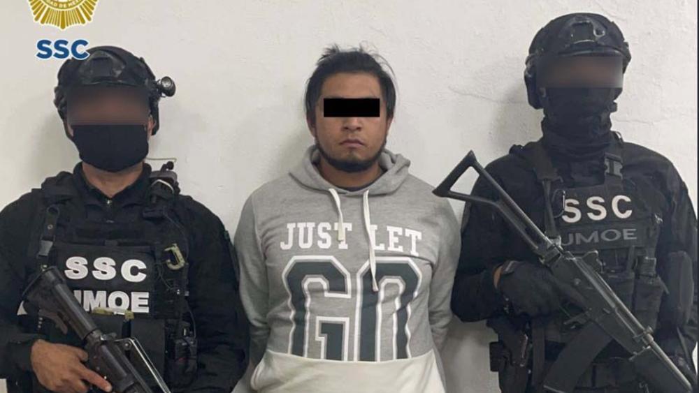 Detienen a 'El Benja', responsable por triple feminicidio en CDMX - El Benja feminicidios CDMX