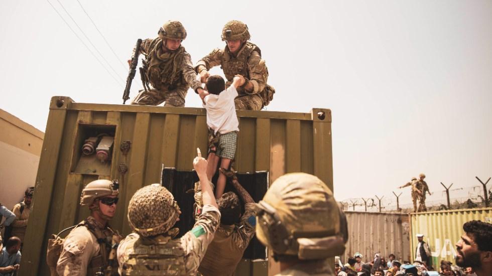 Evacuación de EE.UU. en Afganistán avanza más lento de lo esperado - evacuación EEUU Afganistán