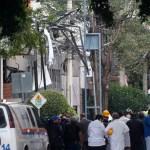 #Video Así fue el momento de la explosión de edificio en la Benito Juárez