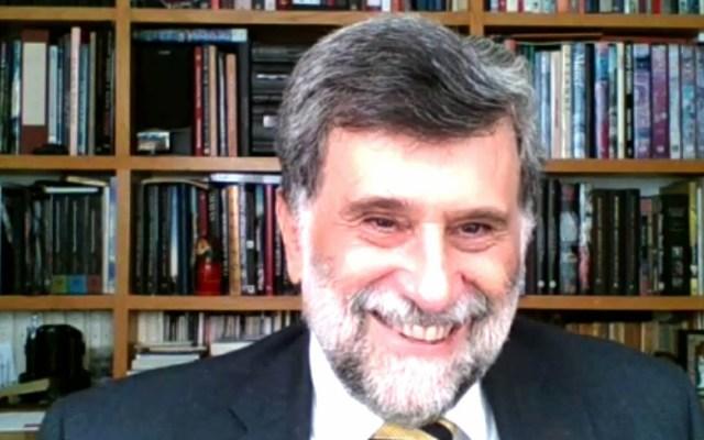 México debe restablecer confianza del sector privado e inversionistas: exrector de la UNAM - Francisco Barnés de Castro, exrector de la UNAM