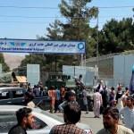 #Videos Caos en aeropuerto de Kabul tras toma de Afganistán deja 6 muertos