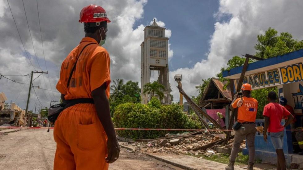 Tiempo se agota para hallar sobrevivientes en Haití, a 7 días del sismo - Haití terremoto