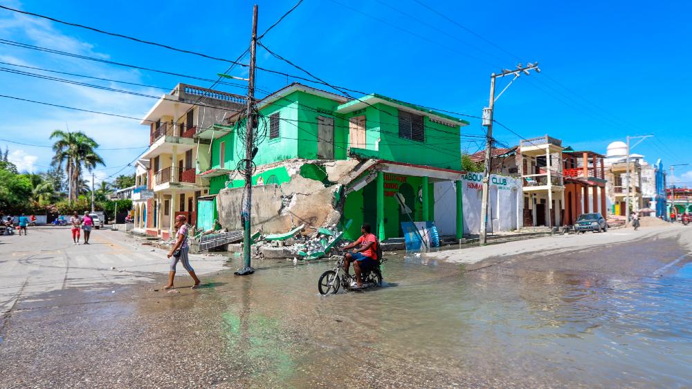 México expresa su solidaridad con Haití tras el terremoto - Haití terremoto