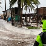Centro de Huracán Nora cruzará Jalisco en las próximas horas, alerta SMN
