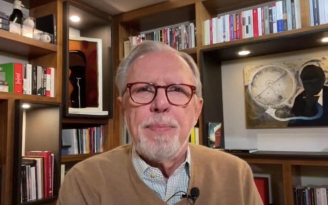 Enemigo, la pobreza, no el Coneval - Joaquín López-Dóriga. Foto tomada de video