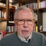 Para eso es un informe presidencial - Joaquín López-Dóriga. Foto tomada de video