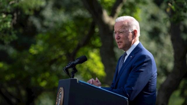 Biden agradece a atletas estadounidenses que participaron en Olímpicos