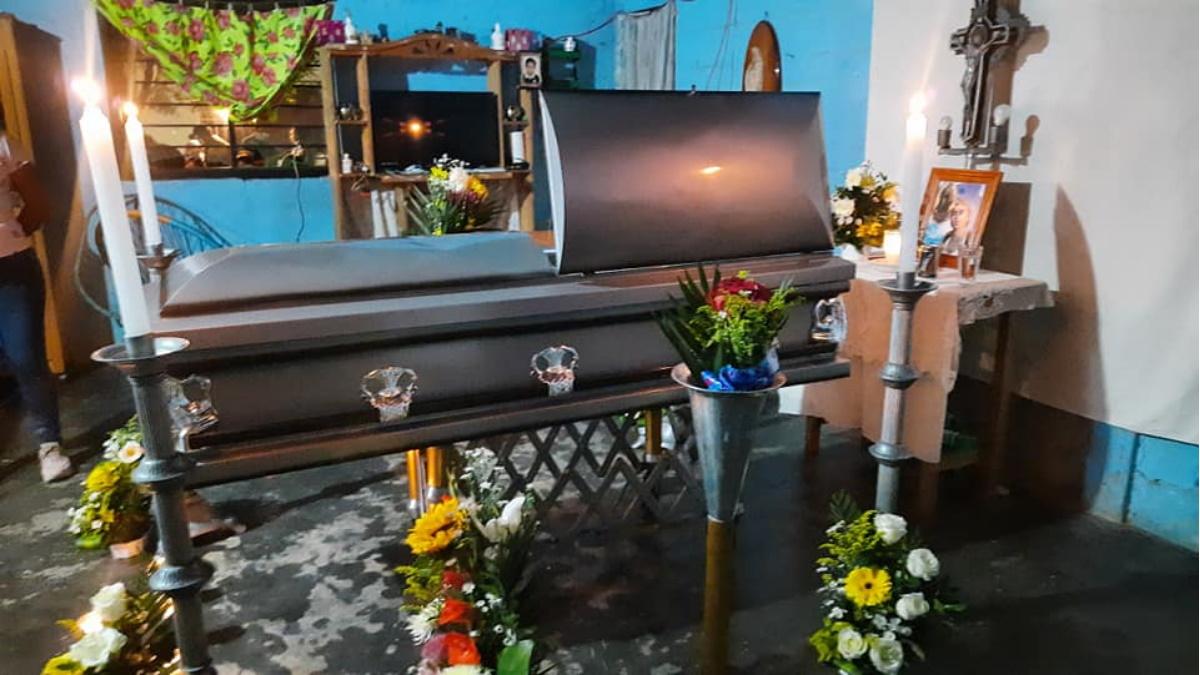 José Eduardo Ravelo funeral misa Yucatán