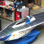 Estudiantes belgas crean un nuevo coche solar más innovador y eficiente