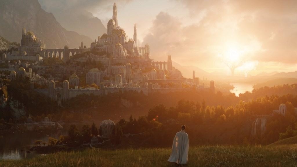 Serie de 'The Lord of the Rings' se estrenará en septiembre de 2022 - Serie de 'The Lord of the Rings' se estrenará en septiembre de 2022. Foto de EFE