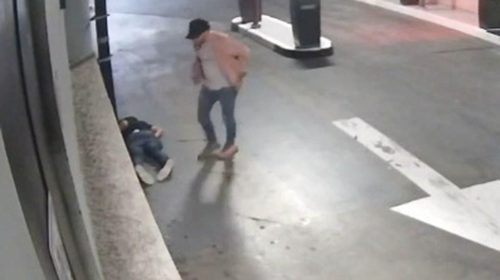 Dictan prisión preventiva a Javier Lindner, agresor de Luis Miranda Barrera - Luis Miranda agresión ataque Javier Lindner Miguel