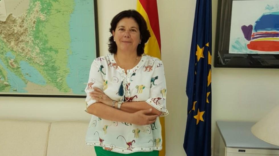 España llama a consultas a embajadora en Nicaragua por acusaciones infundadas - María del Mar Fernández-Palacios España