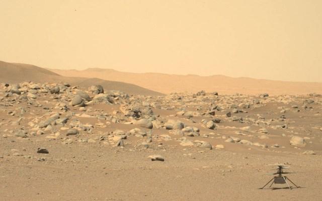 NASA busca voluntarios para someterse a simulacros de condiciones de Marte - Marte simulación planeta voluntarios