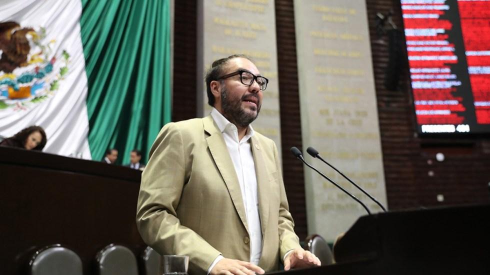 Tribunal Electoral tira reelección de Mauricio Toledo, diputación se entregará a suplente - Mauricio Toledo