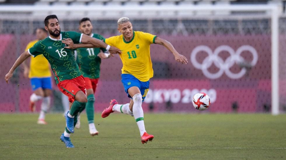 México cayó con Brasil en penales y disputará el bronce en Tokio 2020