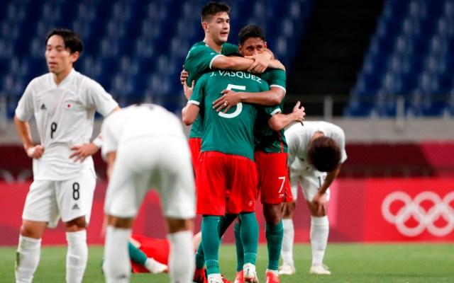 AMLO felicita el Tricolor tras conquistar el bronce en Tokio 2020 - México Tricolor bronce Tokio 2020