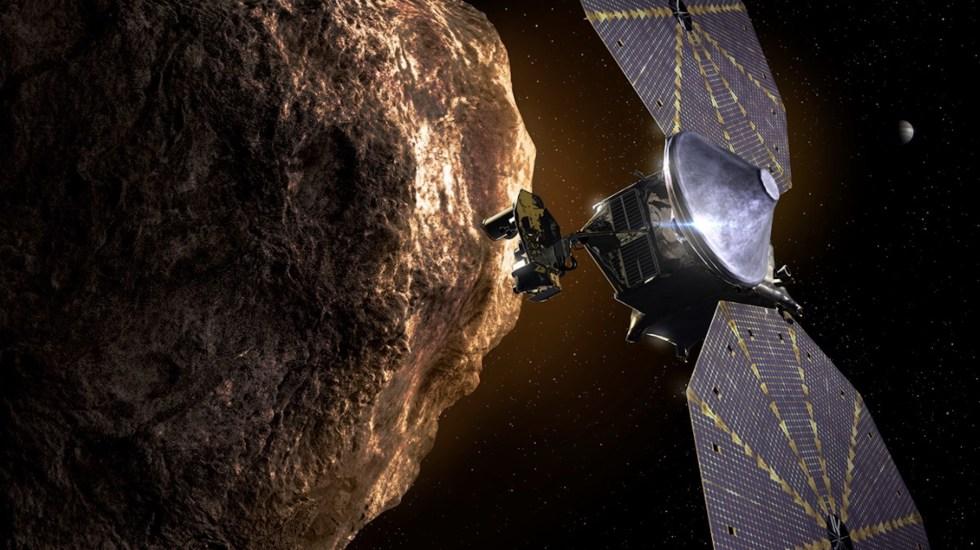 La NASA enviará al espacio nave con una cápsula del tiempo - La NASA enviará al espacio nave con una cápsula del tiempo. Foto de NASA